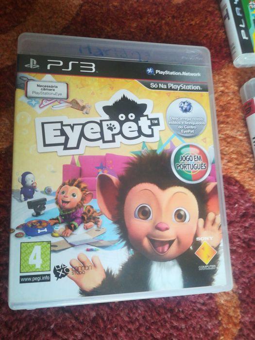 Jogo ps3 eyepet