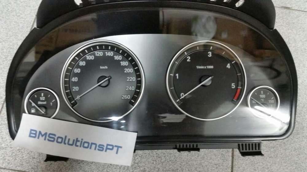 """Quadrante BMW Série 5 F07 F10 F11 """"Novo"""" 0 kms"""