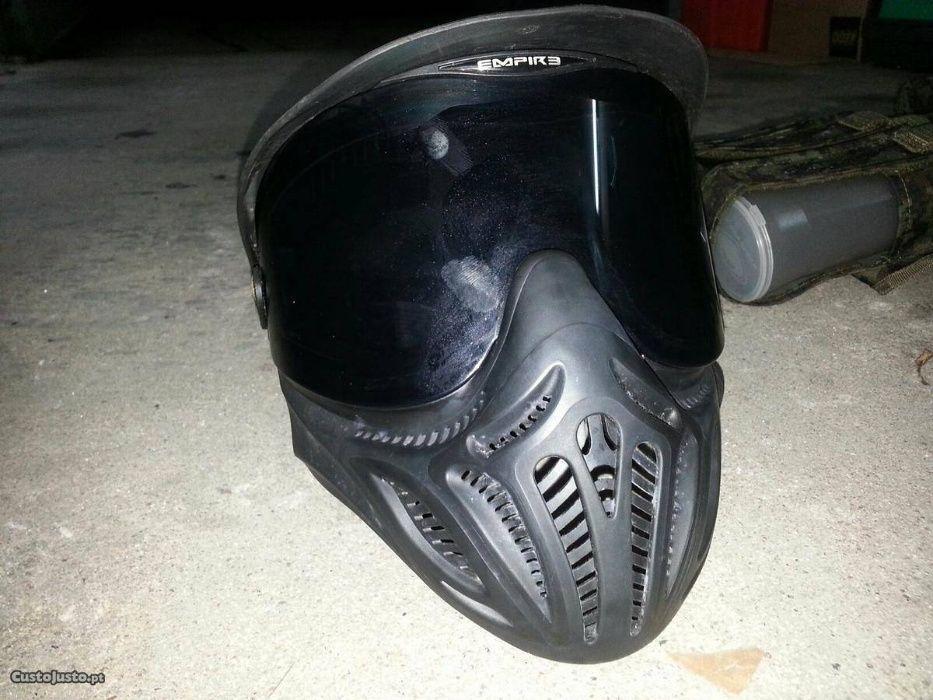 Mascara de PaintBall Empire duas lentes