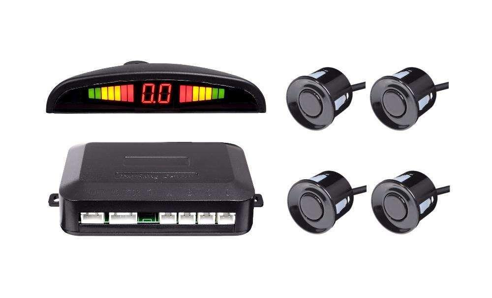 Sensores de estacionamento de tamanho reduzido - 18mm diâmetro