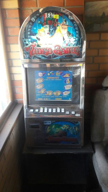 Продам игровые автоматы украина как играть в карты смотреть