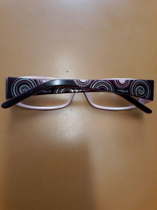 fbea6d6284469 Armações de óculos graduados Vogue