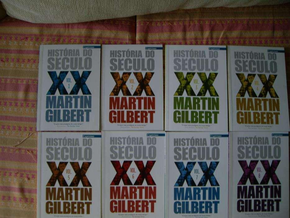 História do séc XX Martin Gilbert cb8217f9b40