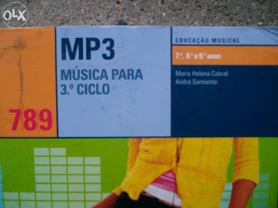 Livro escolar - disciplina de Musica - 7/8/9 anos Gondomar (São Cosme), Valbom E Jovim - imagem 1