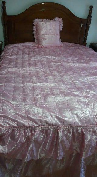 Edredão de cama de casal