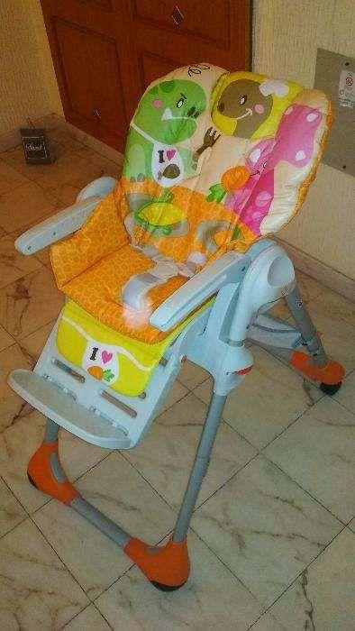 Cadeira refeições Polly Chicco Porto Salvo - imagem 1