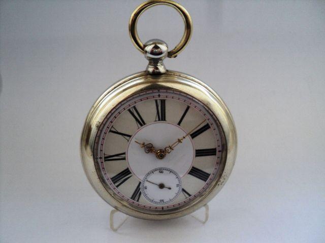 9425c2aae65 Relogio de bolso de chave 1895