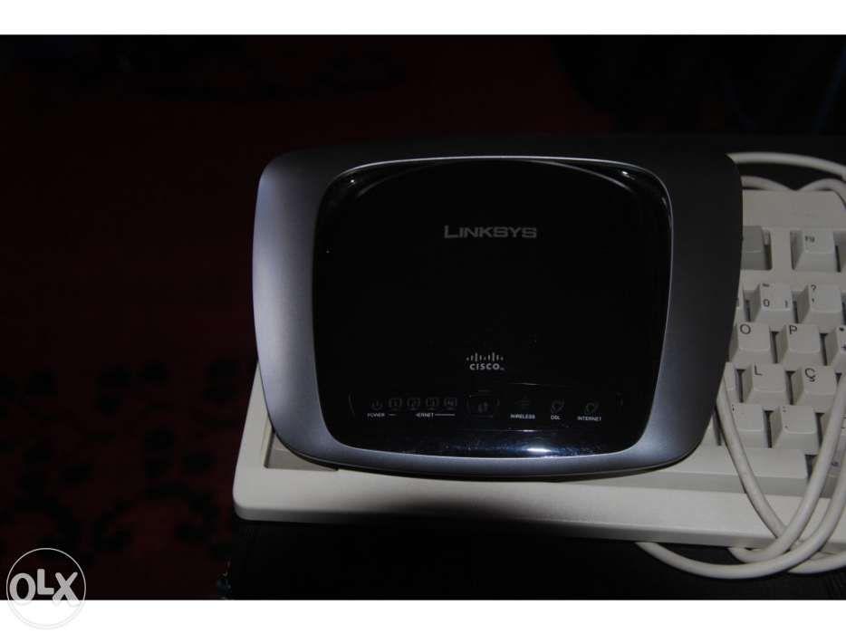 Cisco wag160n wireless router + Soundblaster Live + Rimm 256 pc800