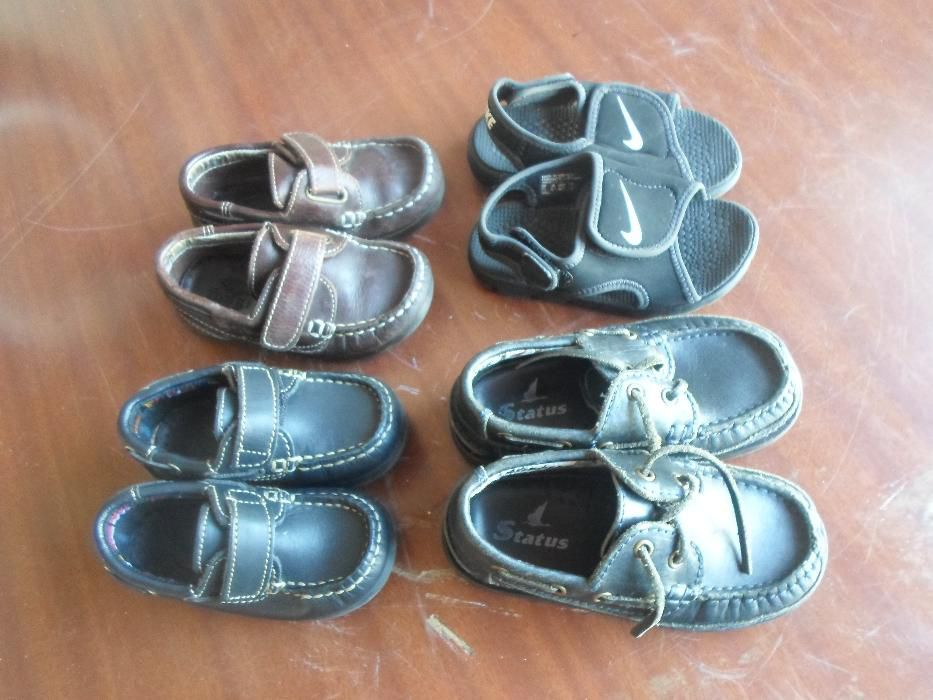338067b10 Sapatos sandálias de Compra, venda e troca de anúncios - os melhores ...