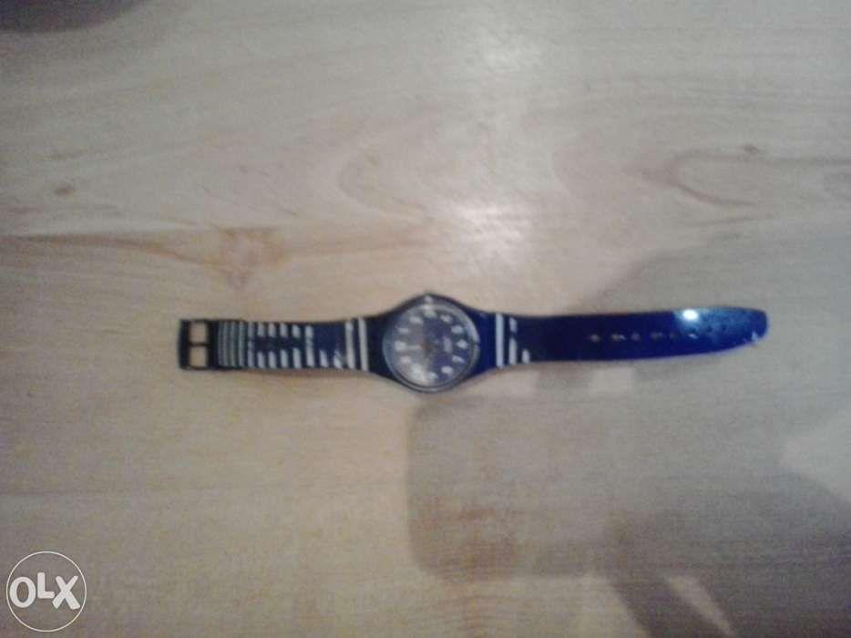 3ebaca9d1b0 Relogio swatch azul - Almada