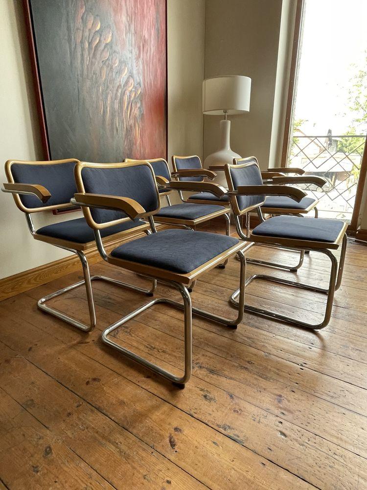 Cesca chair krzesła Fasem M. Breuer Bauhaus