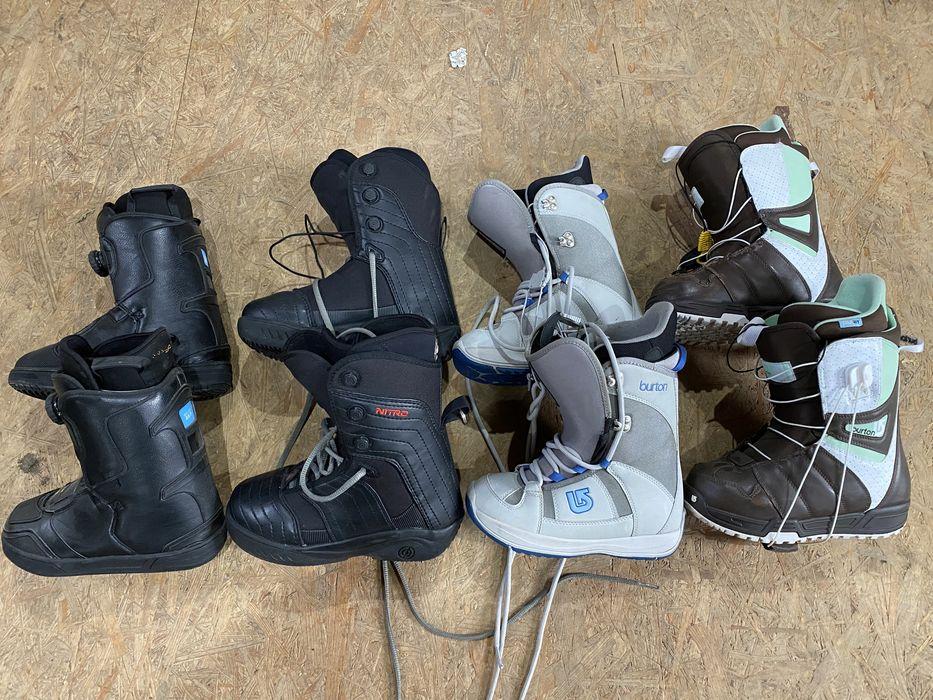 Dzieciece Buty Snowboard Warp Burton Nitro K2 Head Boa Cerkwica Olx Pl
