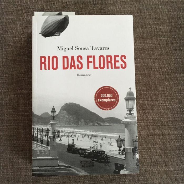 Livro Rio das Flores