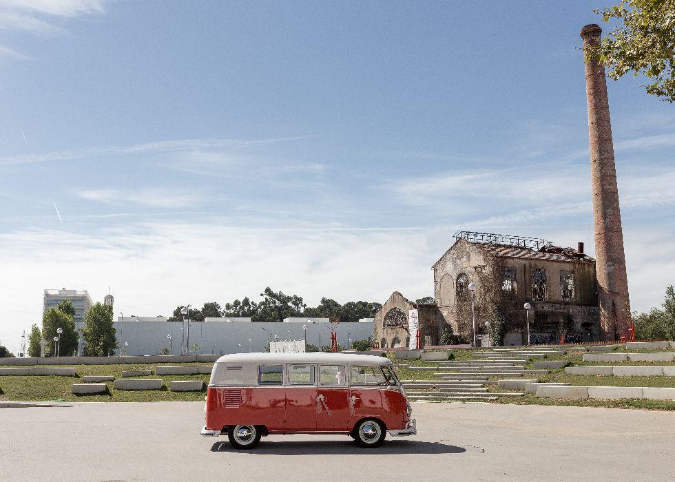 VW Pão de Forma para Eventos