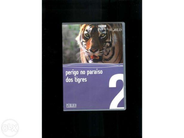 BBC Perigo no Paraíso dos Tigres (portes incluídos)
