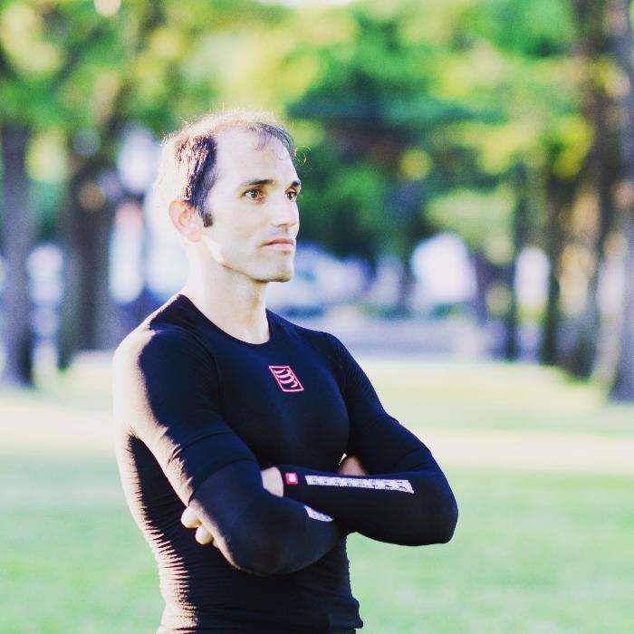 Personal Trainer Outdoor/Running