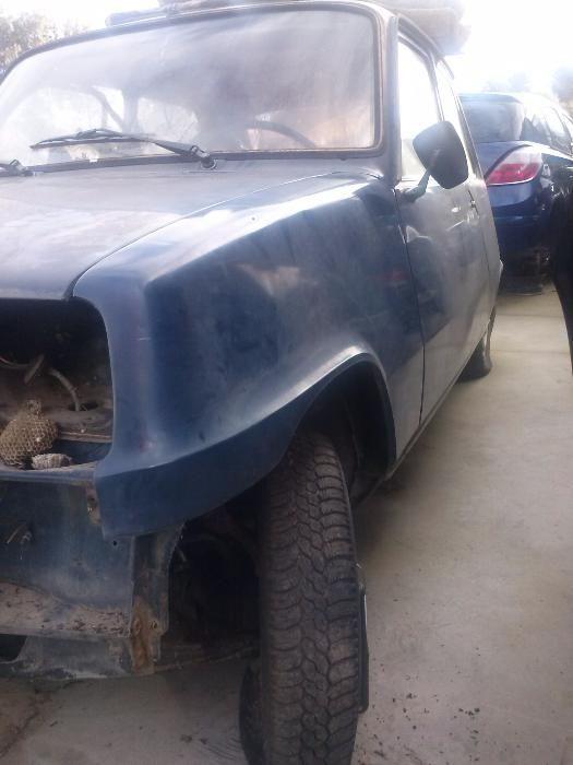 Classico-Antigo Renault 5 C peças