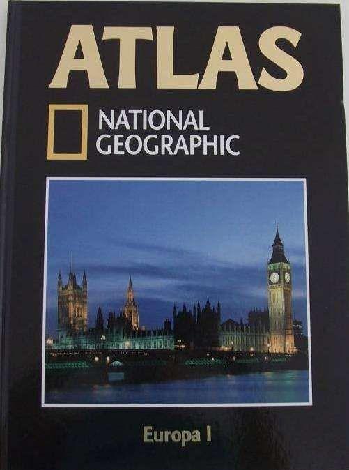 Atlas National Geographic: Europa I