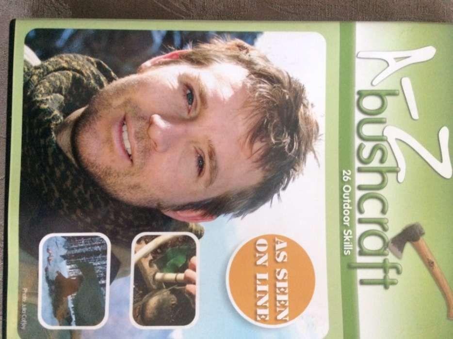 DVD bushkraft sobrevivência