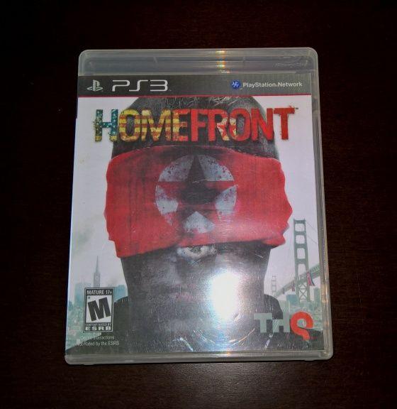 Jogo PS3 Homefront