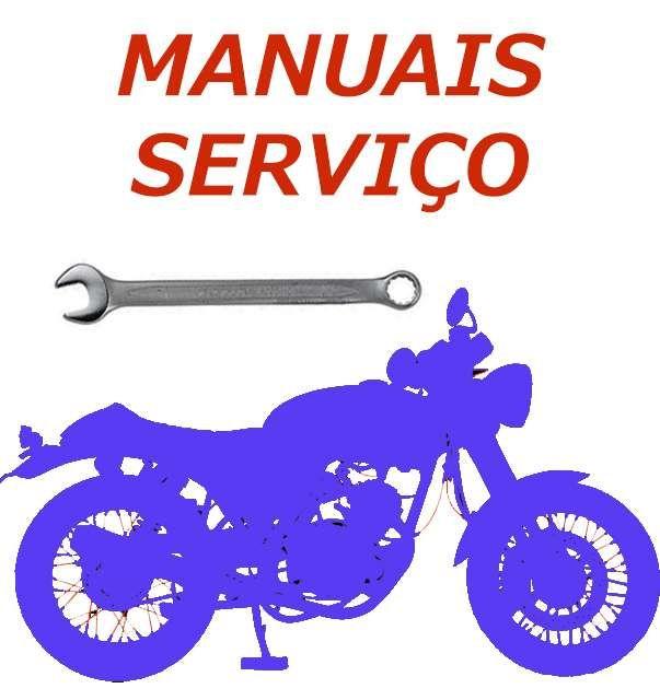 Manuais de serviço motas