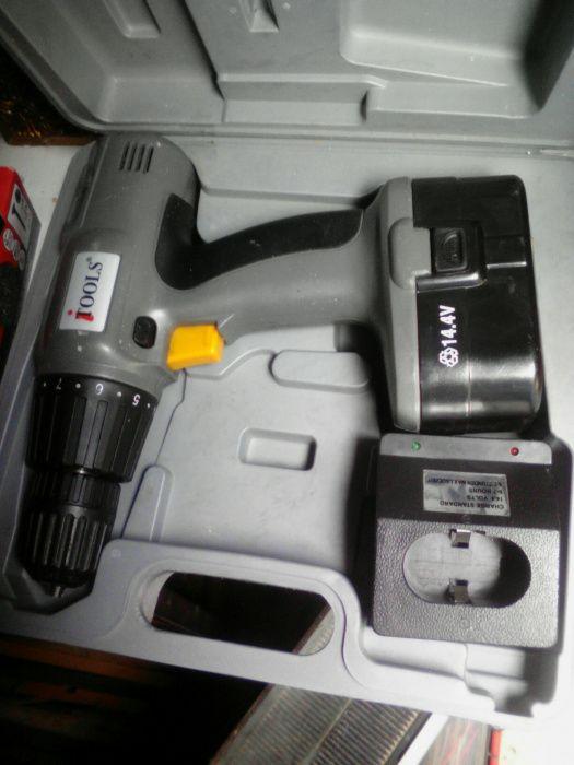 3 Aparafusadoras / Sem Fios + 1 Bateria Wurth Pontinha E Famões - imagem 5
