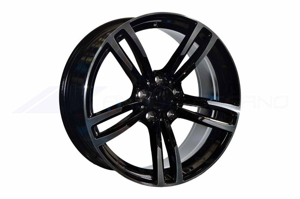 """Conjunto 4 Jantes 19"""" 5x120 para BMW Série 3 (CJ399.3)"""