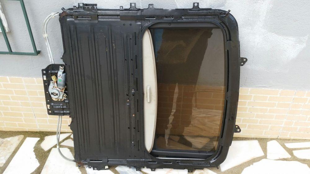 Teto de abrir vidro honda civic 88-91