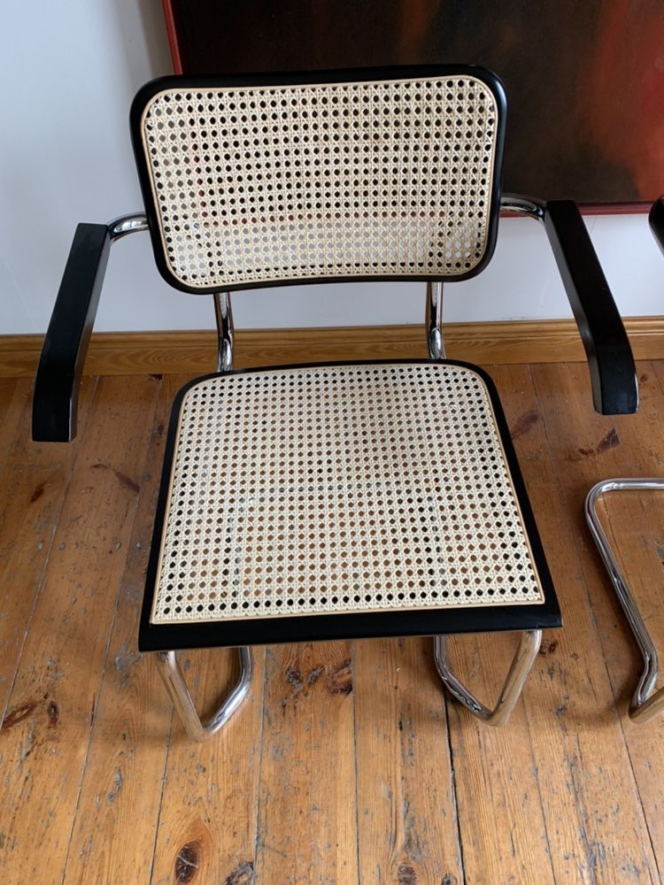 Cesca chair para krzeseł Bauhaus M. Breuer NOWE