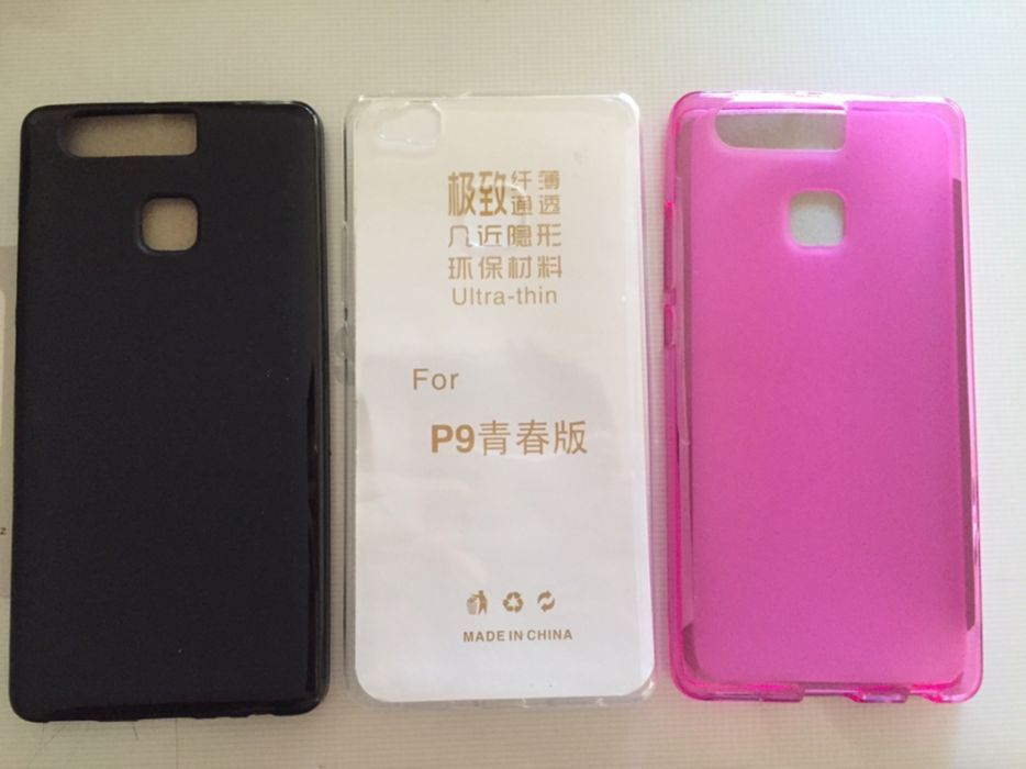 Capas Huawei P9