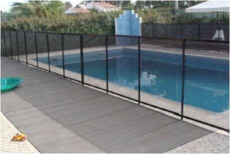 Proteção Segurança vedação exterior com porta cascais piscinas e spas Cascais E Estoril - imagem 2