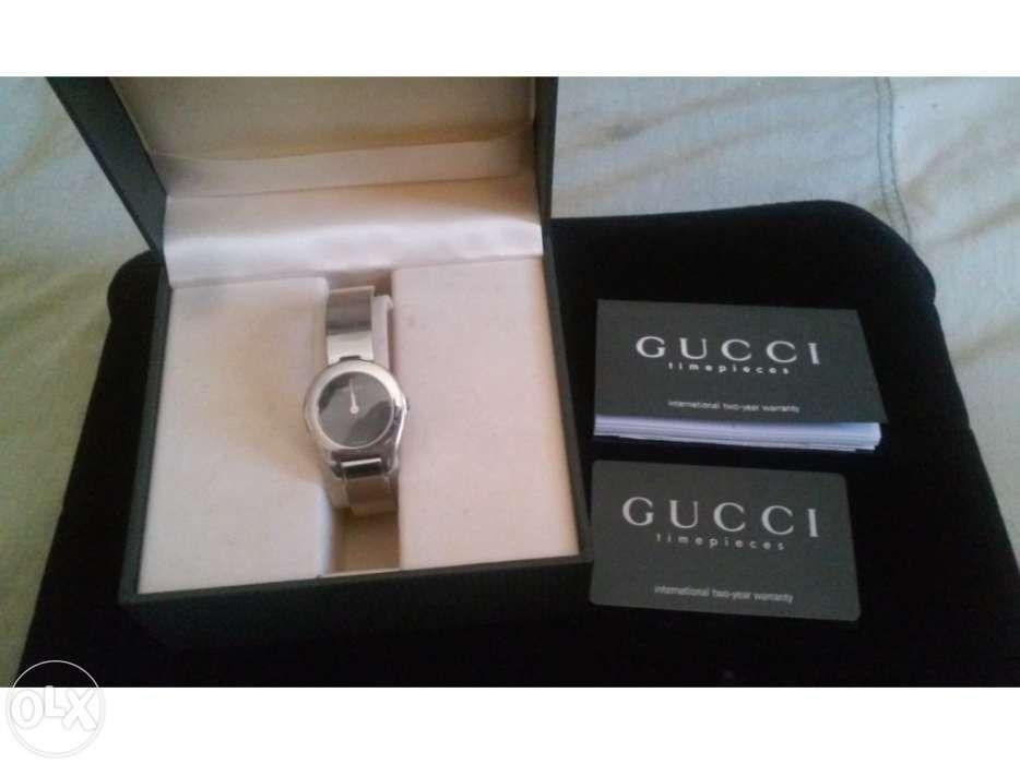Relógio Gucci 6700 L Nº 100621 de senhora