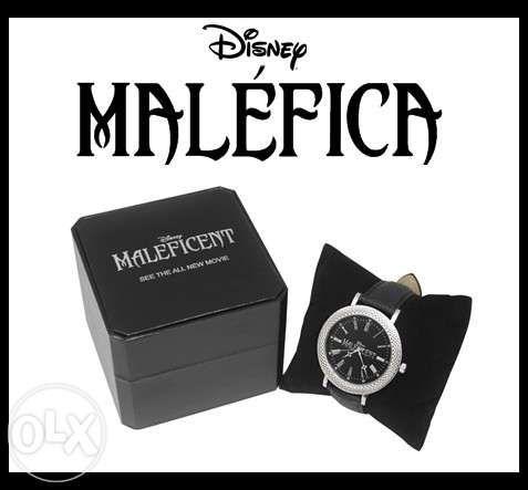 f247bc99e6a Relógio de Pulso Maléfica - Disney
