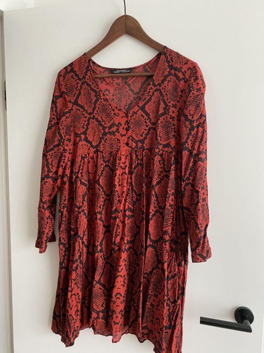 sukienki zara olx krakow