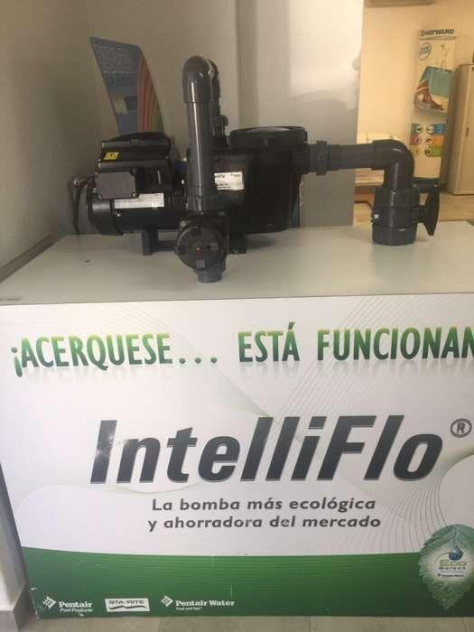 Bomba Intelliflo VSD VELOCIDADE Variavel 98% poupanca electrica 1300€