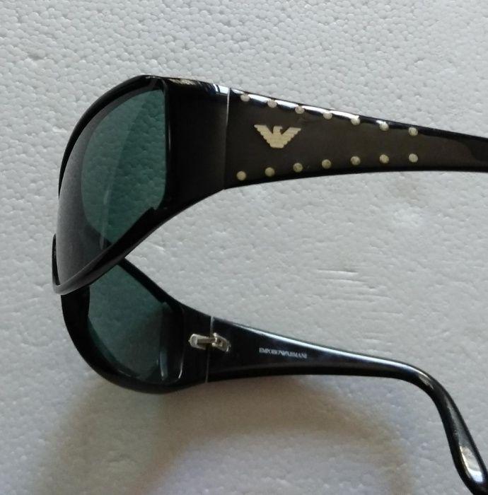 Óculos de Sol - Emporio Armani 9067 S 807 115 - Pretos - Mulher Mafamude 2556b23bae
