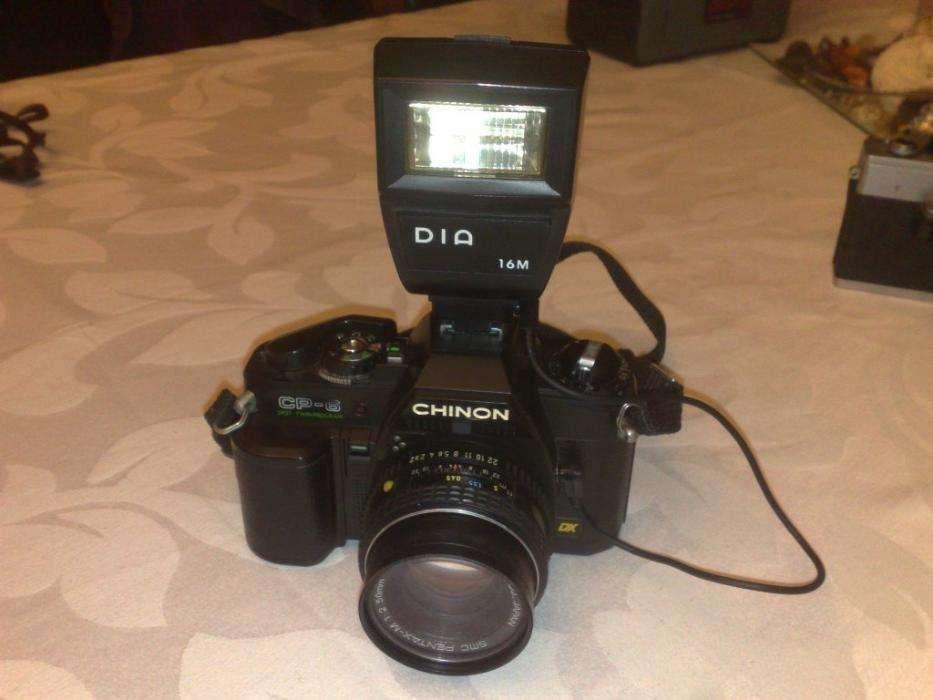 Máquina Fotográfica Chinon CP-6