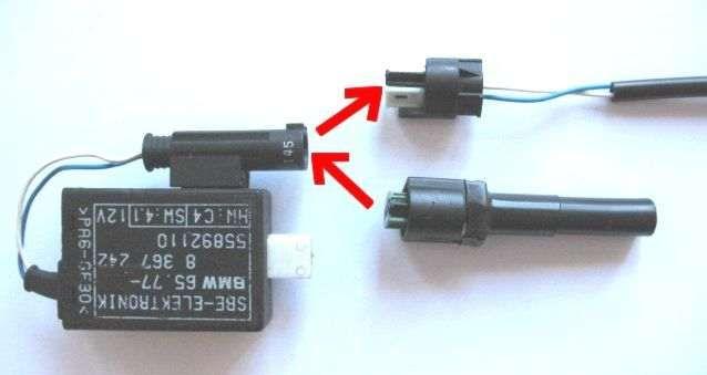 BMW - Emulador / Simulador de Esteira - Apaga Luz do Airbag SRS - P&P