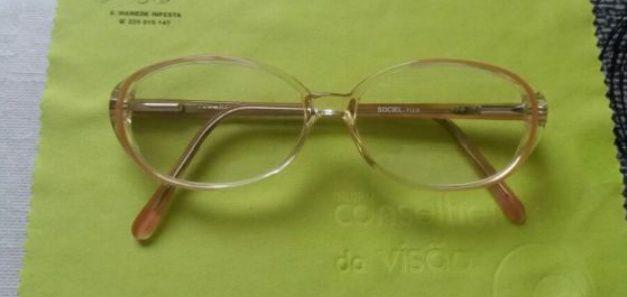 Óculos graduados de senhora(Novos)