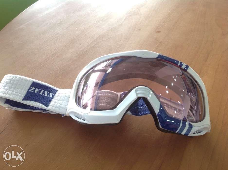 Oculos para neve zeiss (novos)