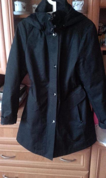 Czarny płaszcz firmy Kristem Blake Sandomierz • OLX.pl