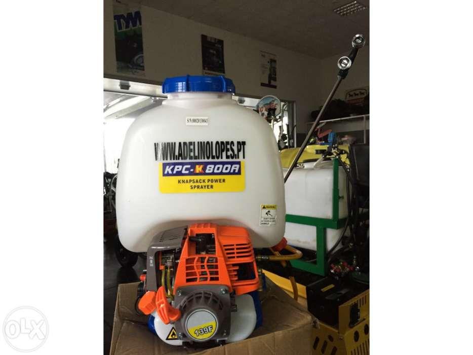 Maquina de sulfatar de costas 25L gasolina motor 4 tempos
