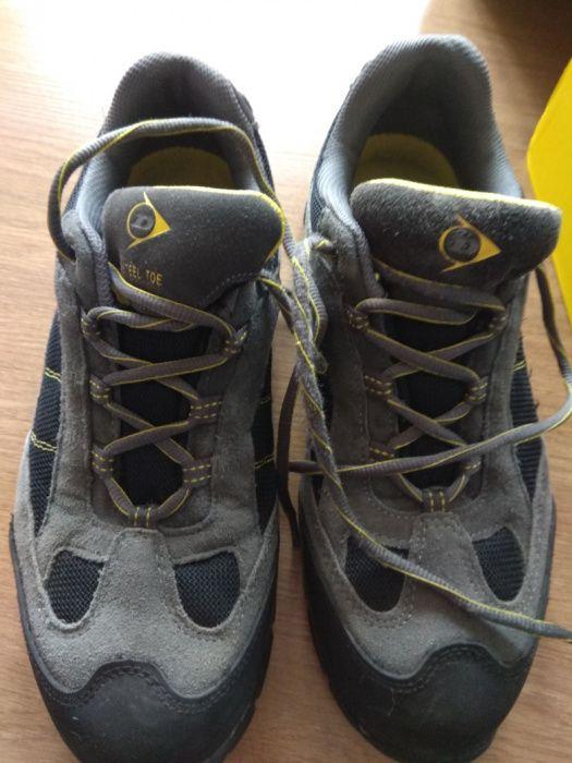 a6c4993524 Sapatos biqueira aço dunlop pouco uso 42.5 Carnaxide E Queijas - imagem 4