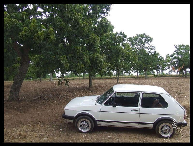 VW Golf GTI (mk1)