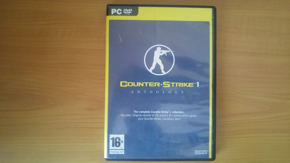 Counter Strike 1 - Anthology PC