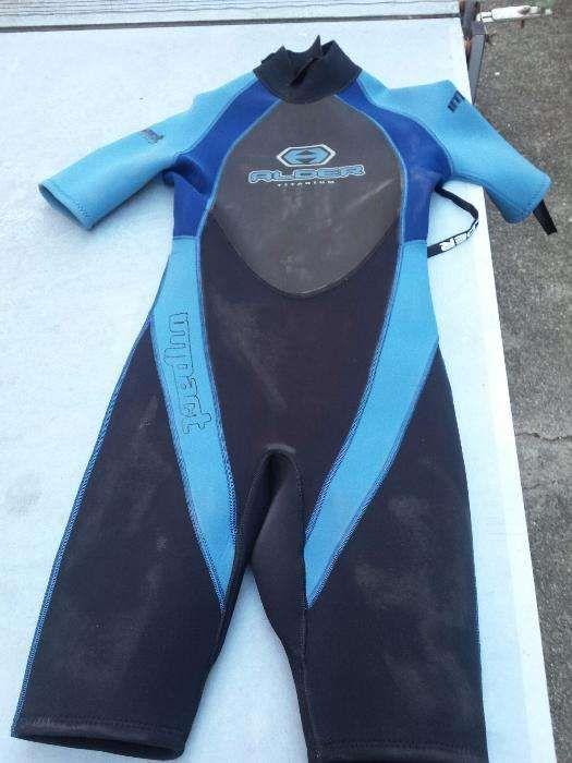 Fato de mergulho