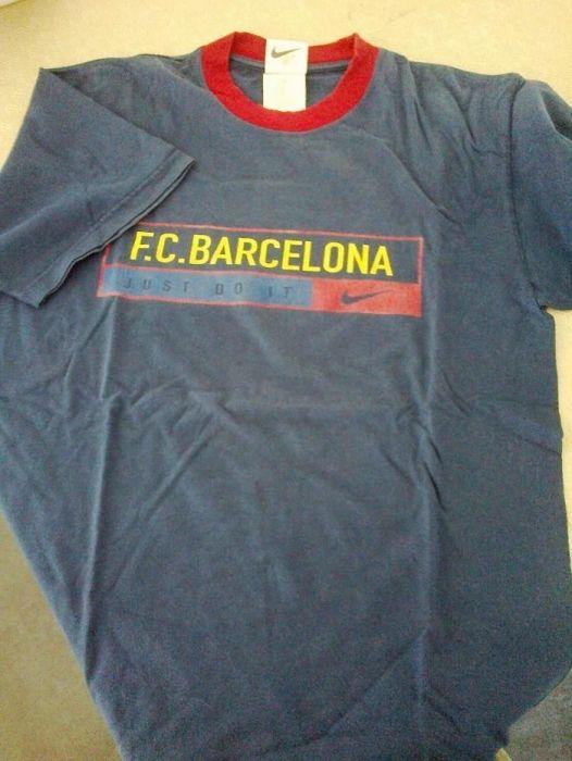 tshirt F. C. Barcelona da nike