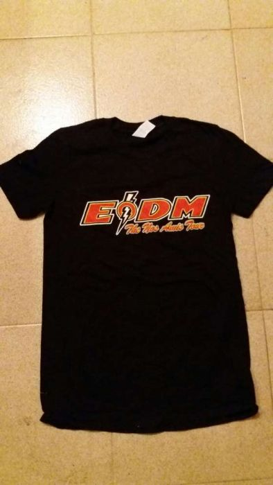 T-shirt Eagles of Death Metal - The Nos Amis Tour