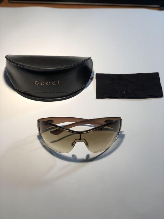6f58e2989 Óculos de Sol Gucci - Unissexo - Estado irrepreensível - PORTES GRATIS