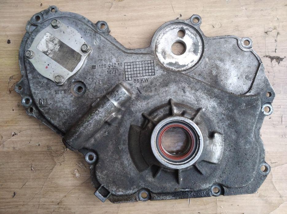 Obudowa Rozrządu Pompa Oleju 2 0 Turbo A20nht Opel Insignia Tymienica Stara Olx Pl